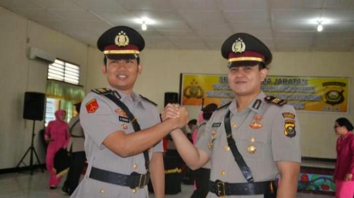 AKBP Erwin Rachmat SIK Pimpin Serah Terima Jabatan Perwira Polres OKI