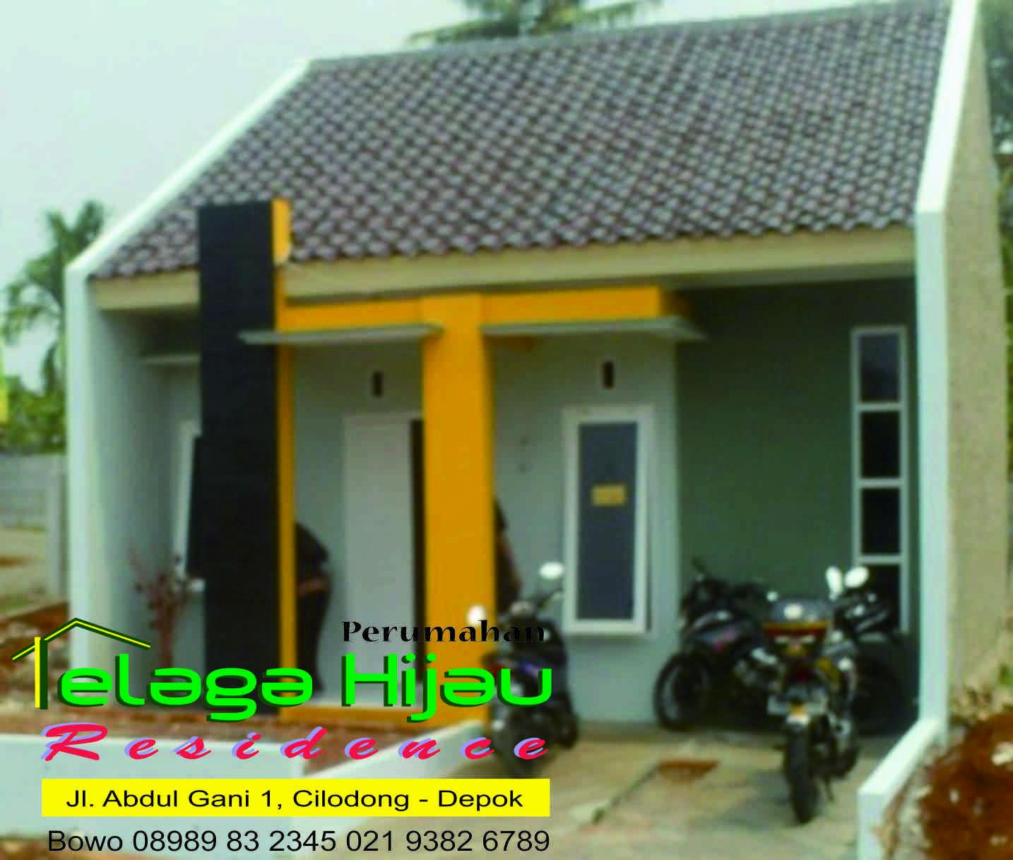 Depok Rumah Dijual Kpr Btn Perumahan Harga Murah
