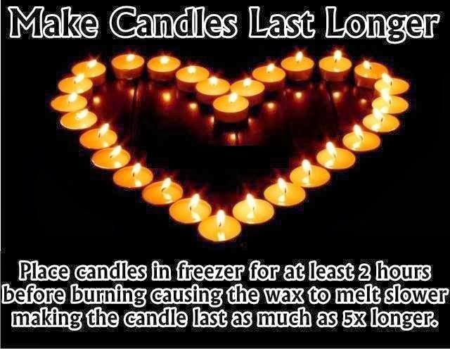 Mindblowing Planet Earth Make Candles Last Longer