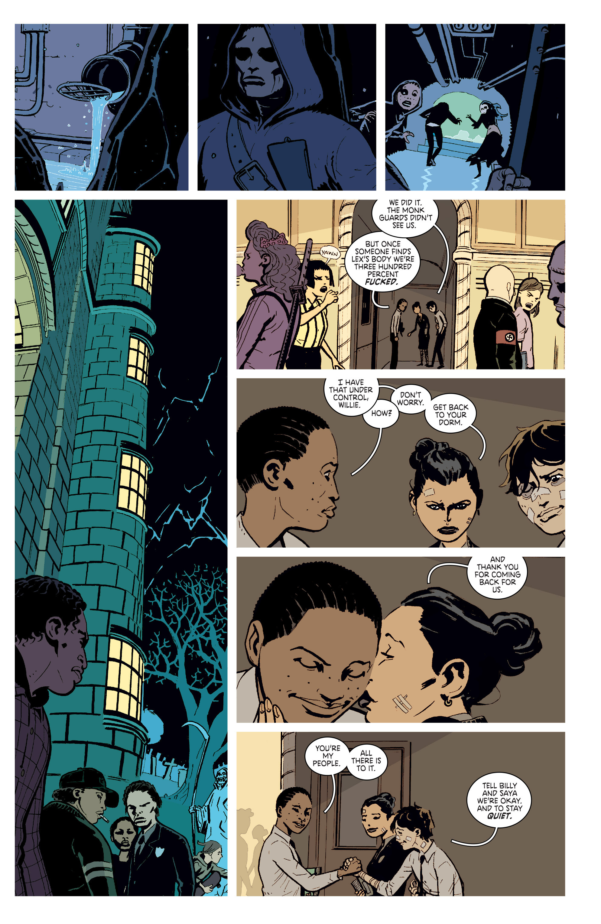 Read online Deadly Class comic -  Issue # _TPB 3 - 44