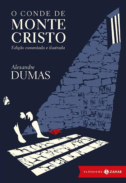 Divulgação | Editora Zahar lança nova edição de O Conde de Monte Cristo