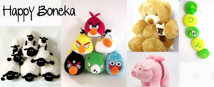 Happy Boneka Jual Boneka