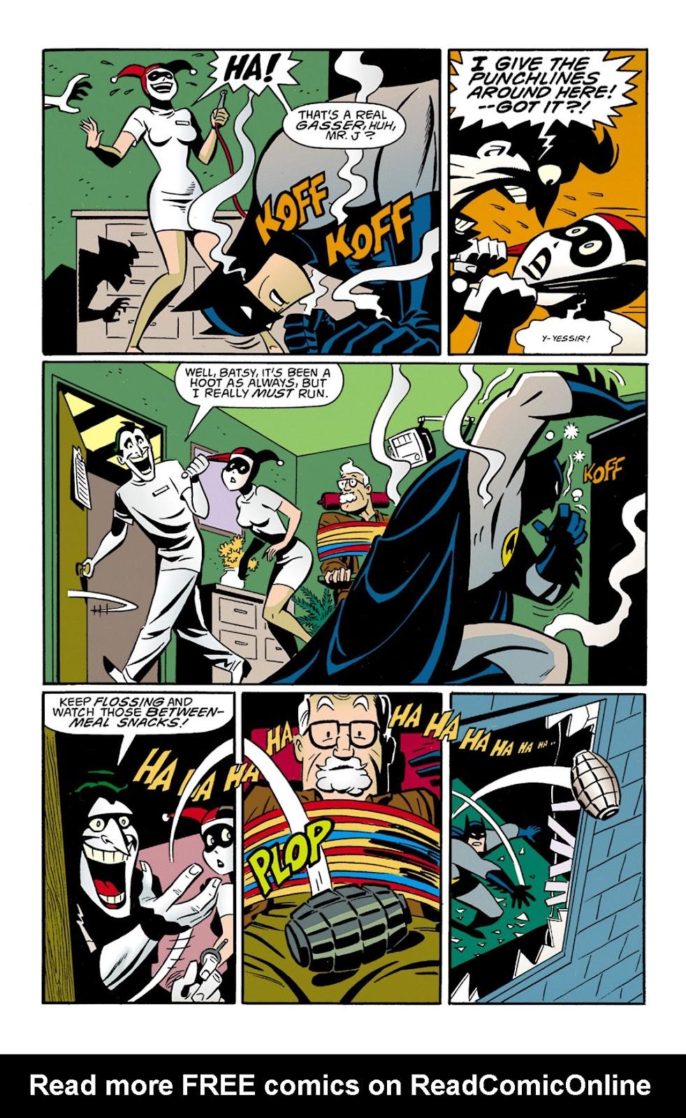 The Batman Adventures: Mad Love Full #1 - English 8