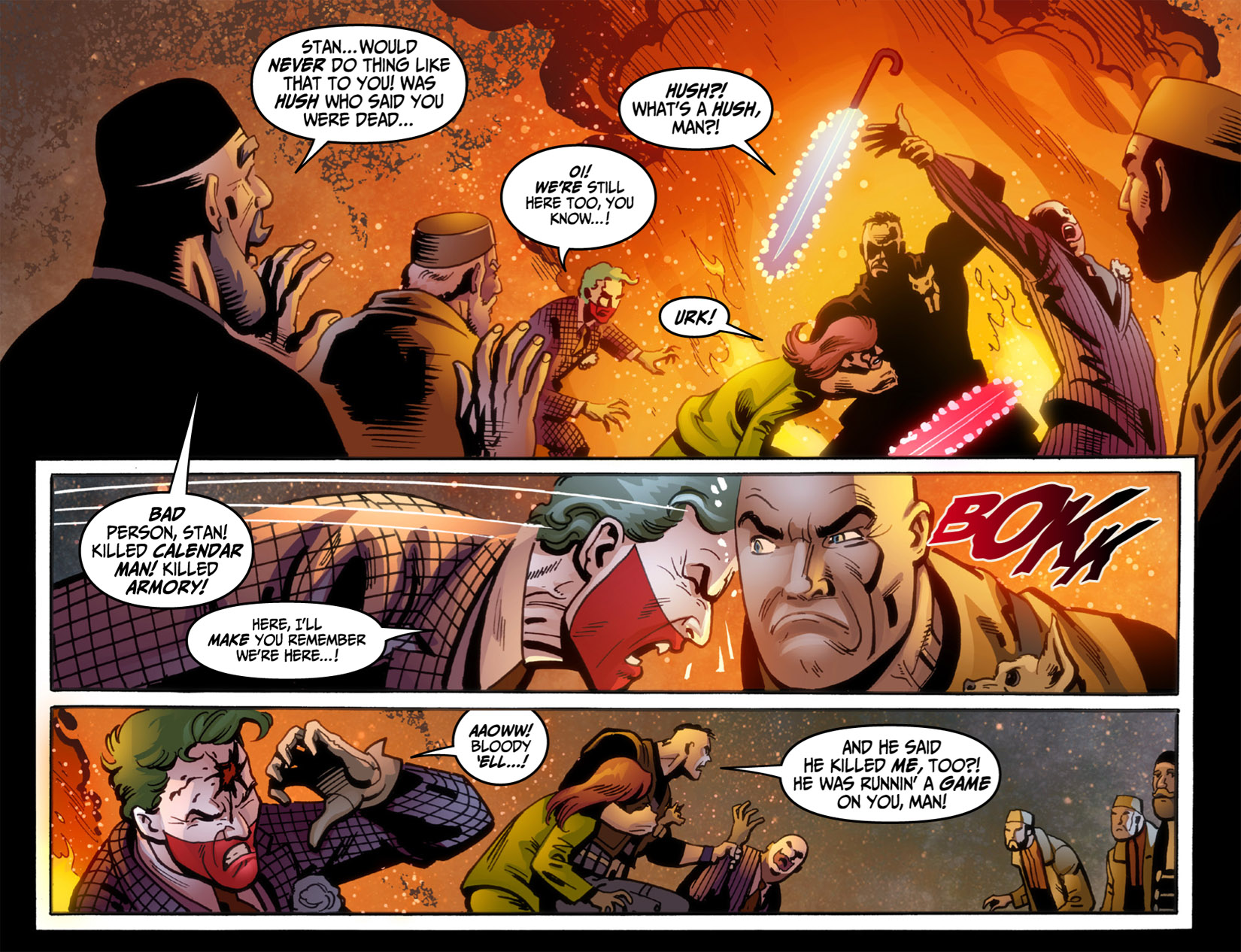 Batman Beyond (2012) Issue #3 #3 - English 8