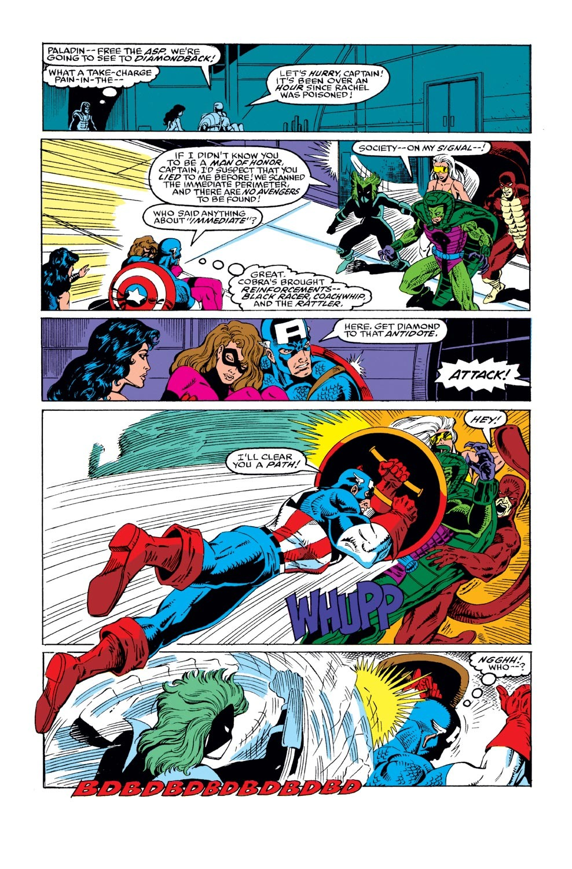 Captain America (1968) Issue #382 #315 - English 15