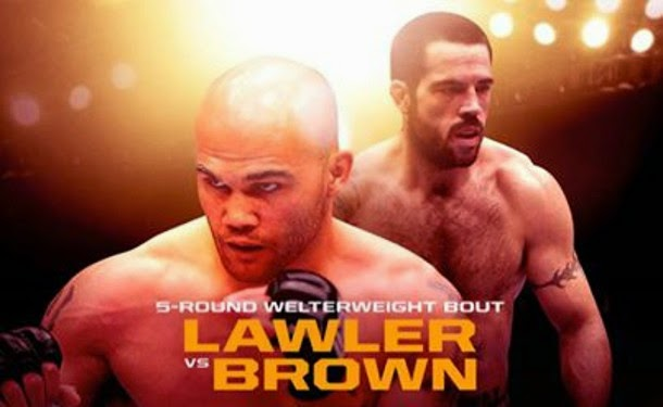 UFC on Fox 12 Lawler vs. Brown Fight Card and Preview Video