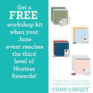 Free Workshop kit for Hostess*!