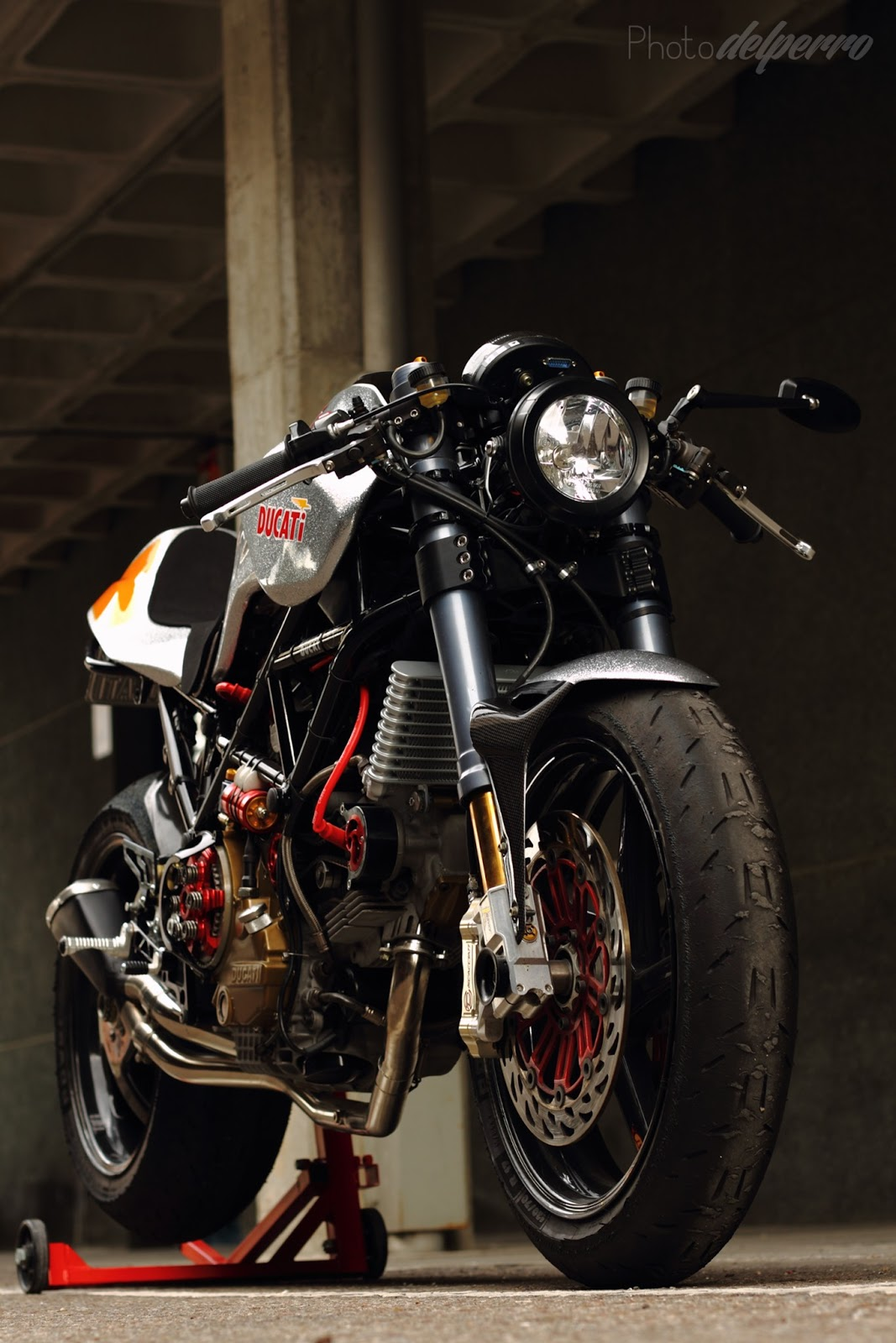 Ducati cafe Racer | Ducati monster S2R 1000 Cafe Racer | Ducati Monster cafe Racer | By Radical ducati | Ducati cafe racer for sale | Ducati sport 1000 | Radical Ducati