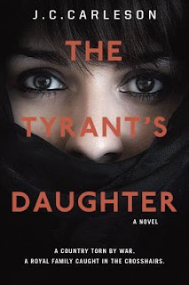 The Tyrant's Daughter by J. C. Carleson