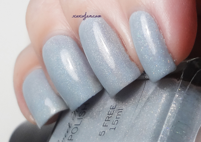 xoxoJen's swatch of Sweet Heart Polish Summer Breeze