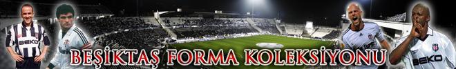 Beşiktaş Forma Koleksiyonu