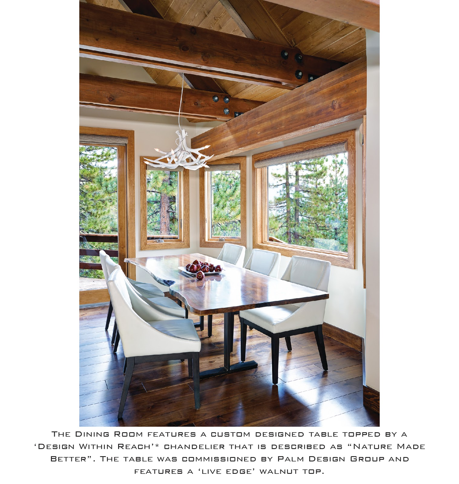 Palm design group mountain living for Mountain living