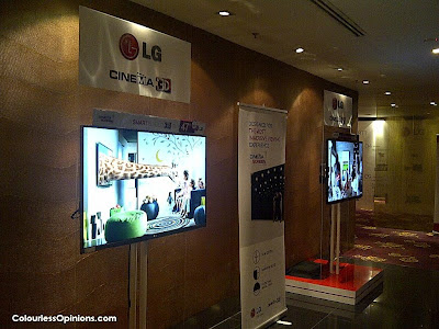 LG Cinema 3D Smart TV Media Launch in Malaysia