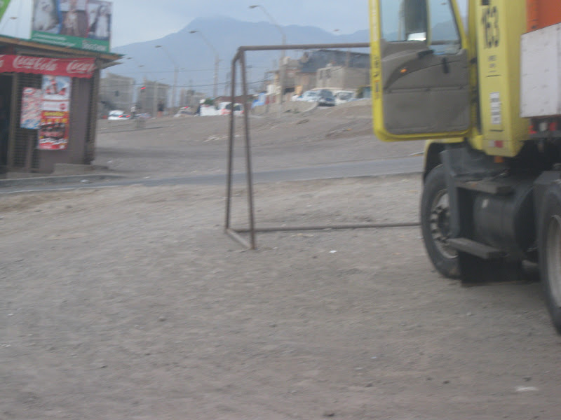 Canchas antofagasta s o s cancha abandonada en calle los for Vivero antofagasta