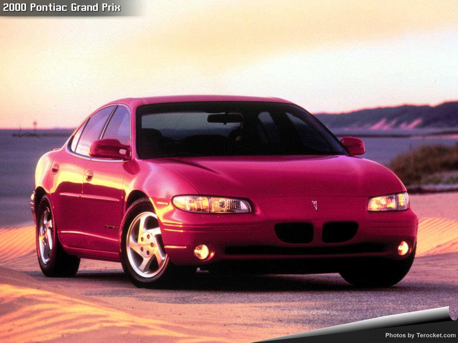 Hình ảnh xe ô tô Pontiac Grand Prix 2000 & nội ngoại thất