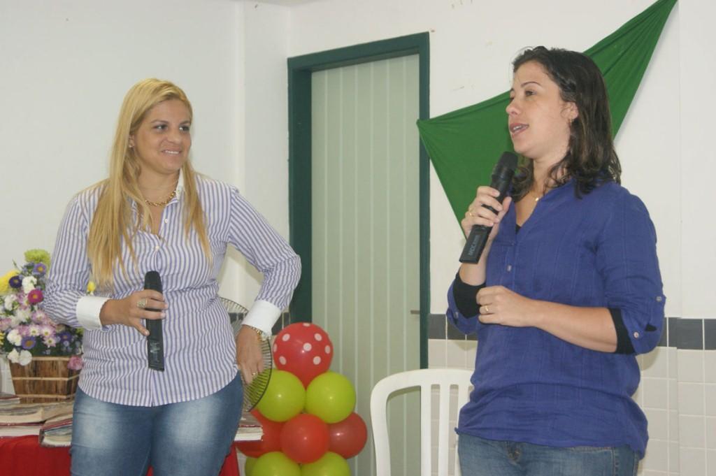 As professoras Carla de Cunto Carvalho e Daniele Portela Antunes falam sobre Metodologia de Projetos e Trabalhos