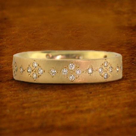 WDW WEDDING DAY WEEKLY BLOGGING FOR BRIDES Artisan Wedding Rings