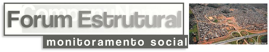 Fórum de Monitoramento Social da Cidade Estrutural