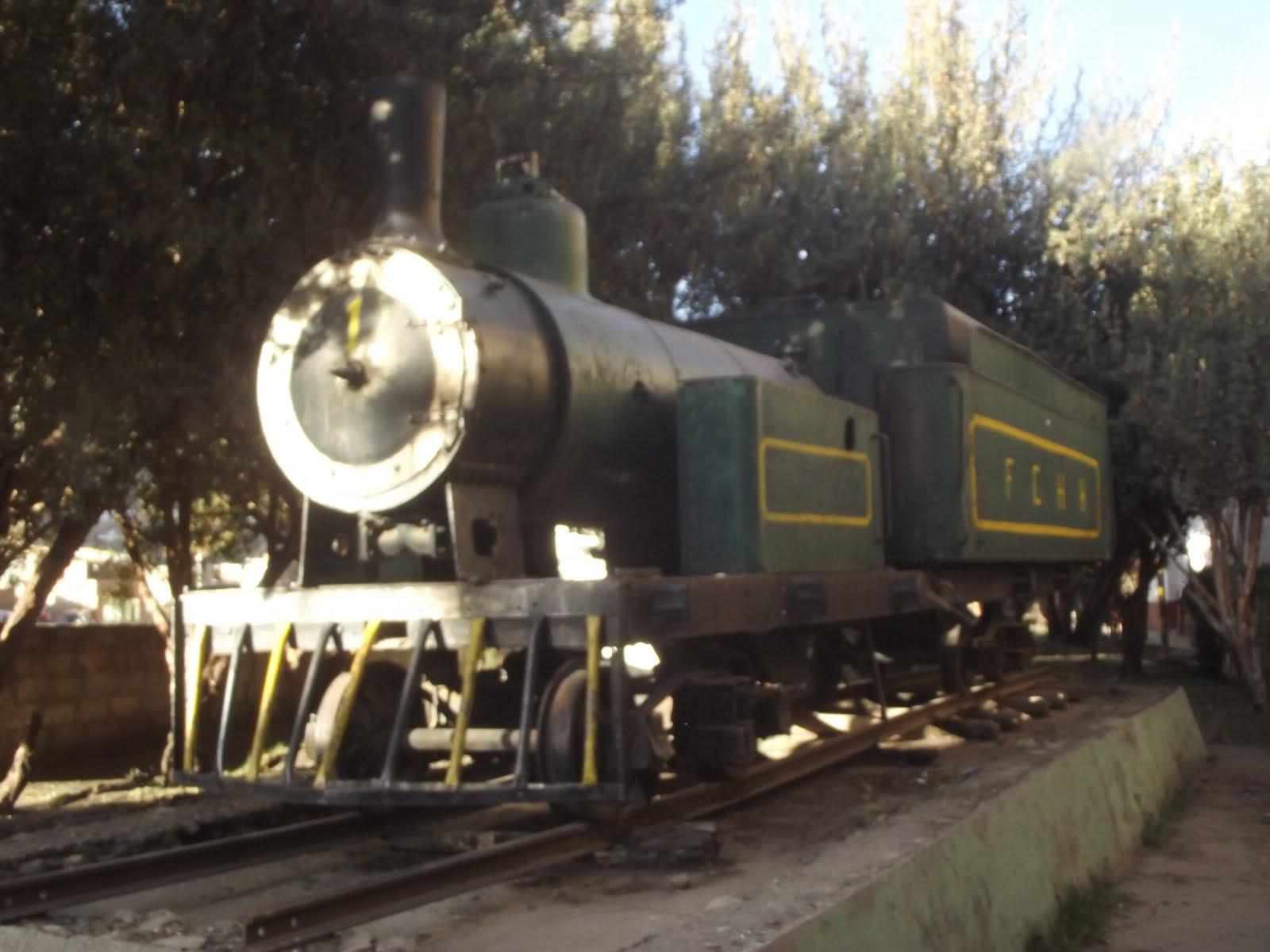 Club del Tren Rosario en Facebook