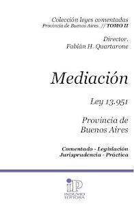 Mediación en la Prov. de Bs. As