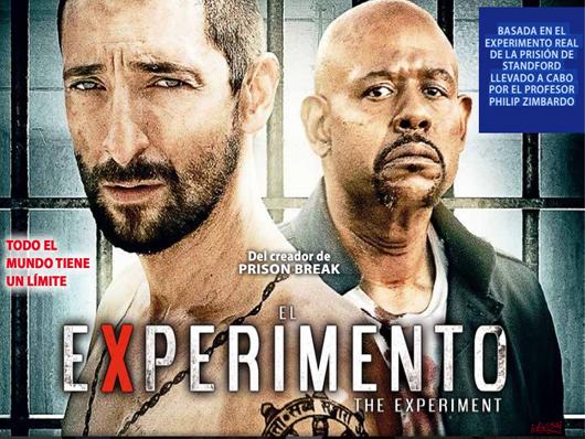 A la venta 'El experimento' en DVD y Blu-ray