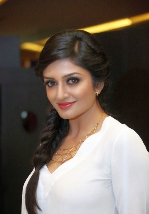 Vimala Raman at Kavvintha Audio Launch Stills