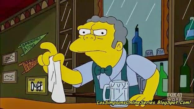 El blues de la carta de Moe