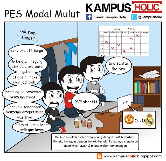 #269 PES Modal Mulut