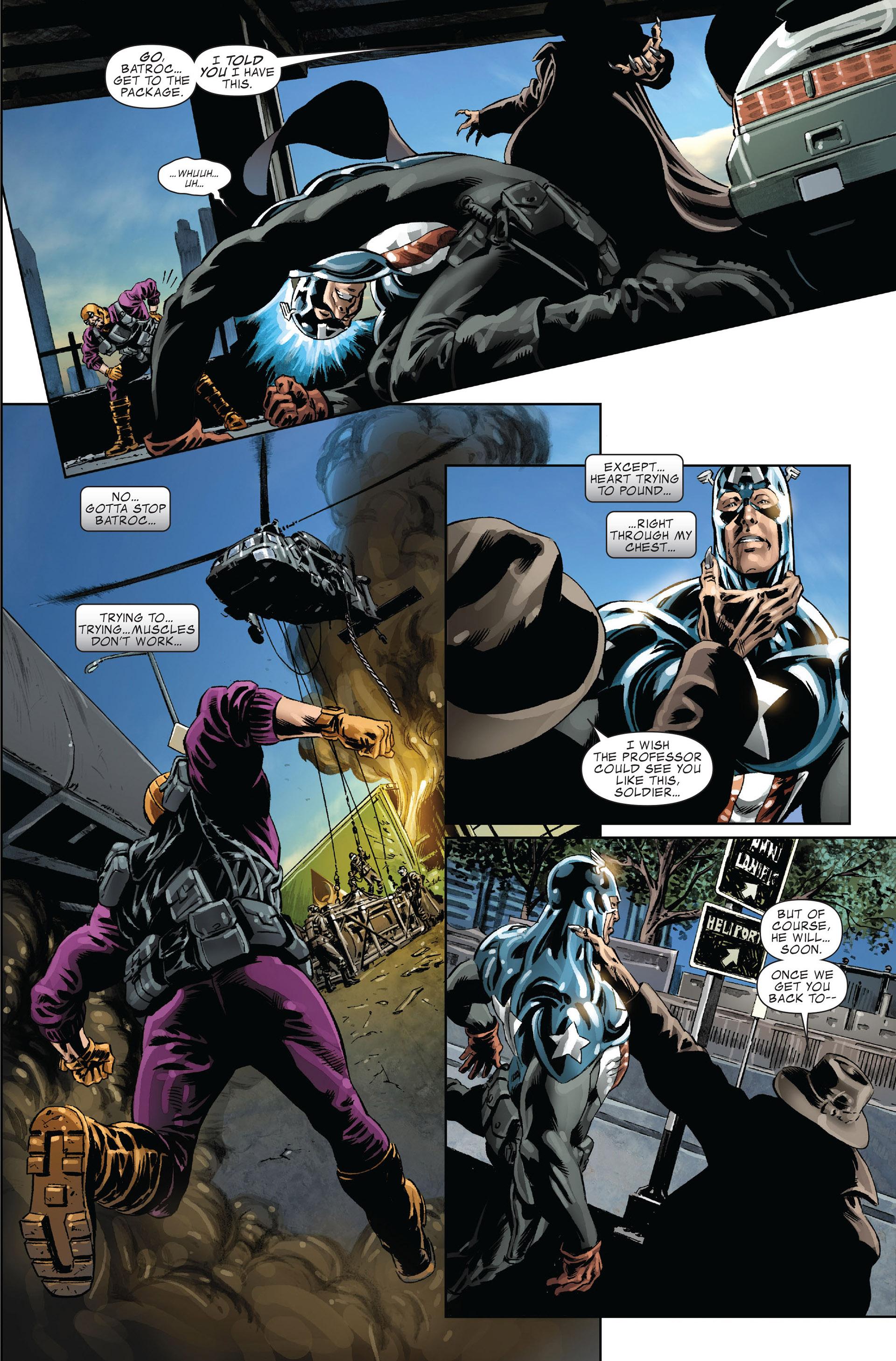 Captain America (2005) Issue #45 #45 - English 18