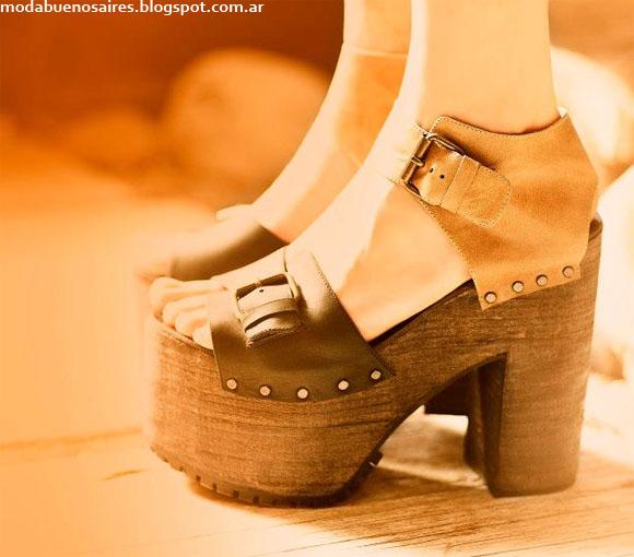 Maggio Rossetto primavera verano 2013. Zapatos, sandalias, carteras.