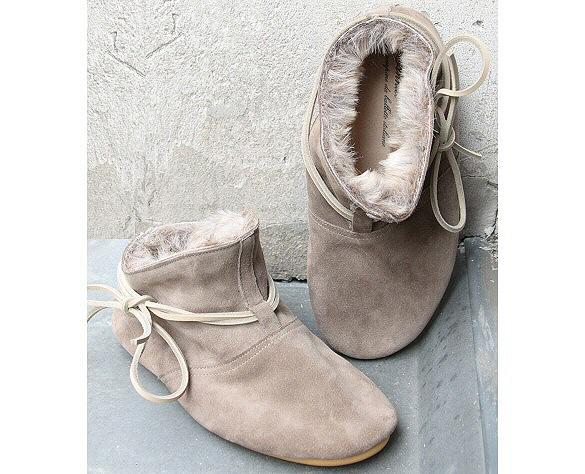 Chaussures fourrées homme Anniel