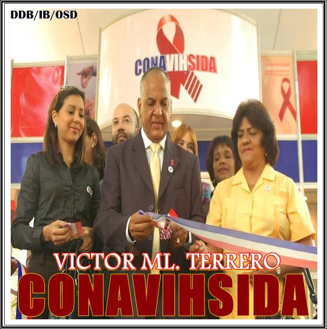 VICTOR ML. TERRERO E., DIRECTOR CONAVIHSIDA