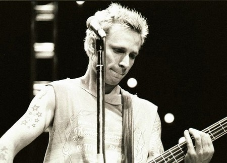 mike dirnt greenday