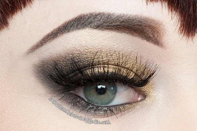 Illamasqua Lush false lashes lash Sugarpill cosmetics goldilux bulletproof