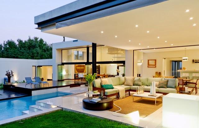 Dream Homes Living Room