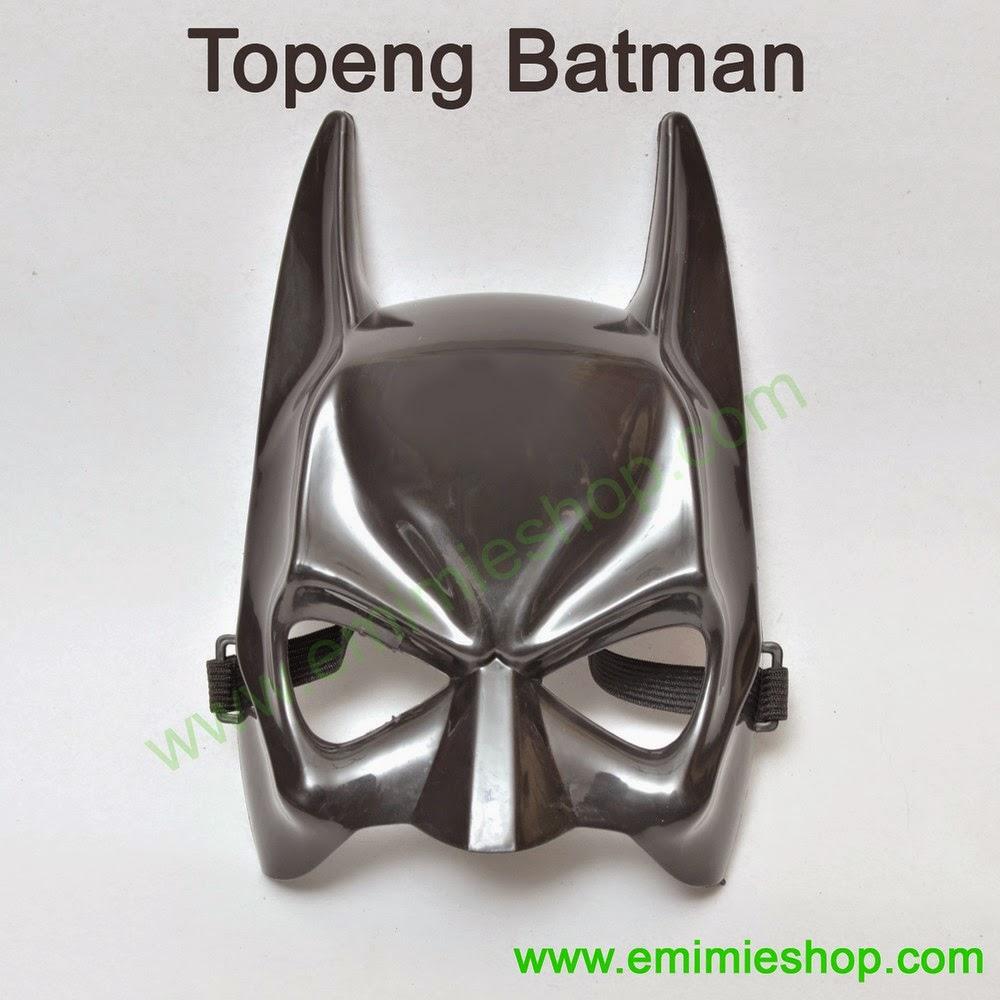 Topeng Tokoh Batman
