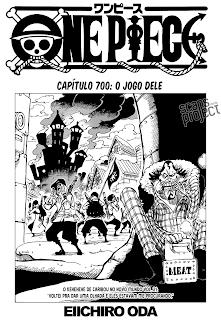 One Piece 700 Mangá português Online