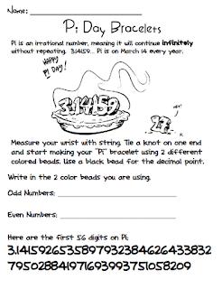 Printables Pi Day Worksheets pi day worksheets davezan vintagegrn