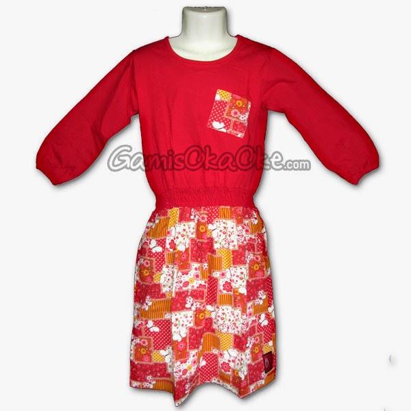 Online Shop Baju Muslim Oka Oke Gamis Anak