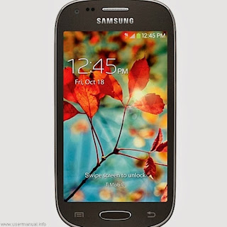 Samsung Galaxy Light user guide manual for T-Mobile