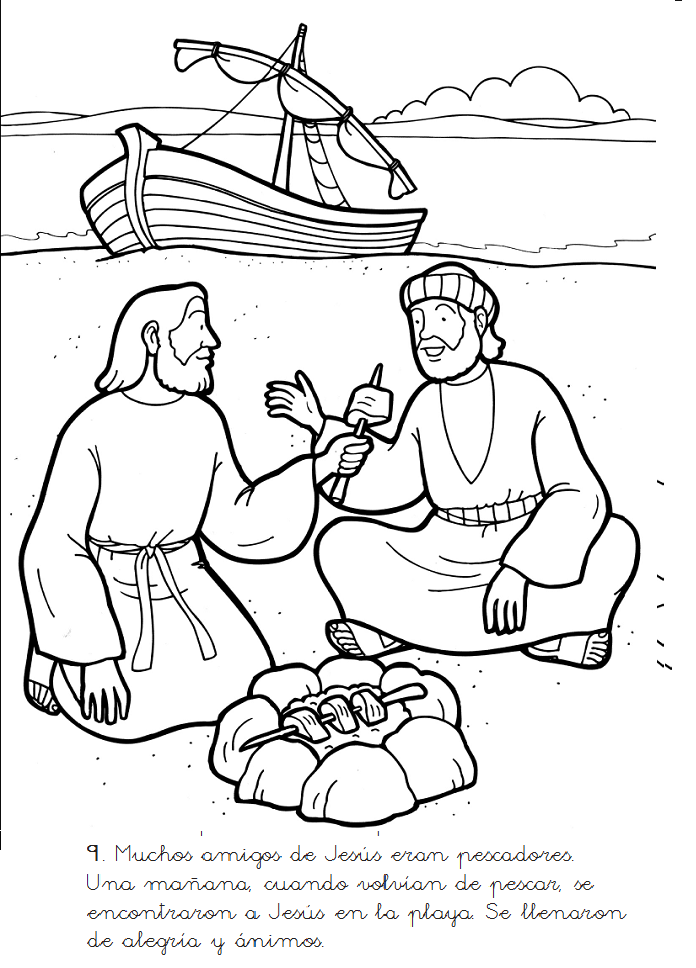 have breakfast for coloring pages - photo#27
