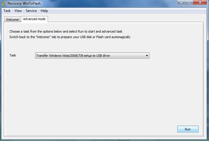 JANGGOET NAGA: Cara Install Windows Menggunakan Flashdisk dengan ...