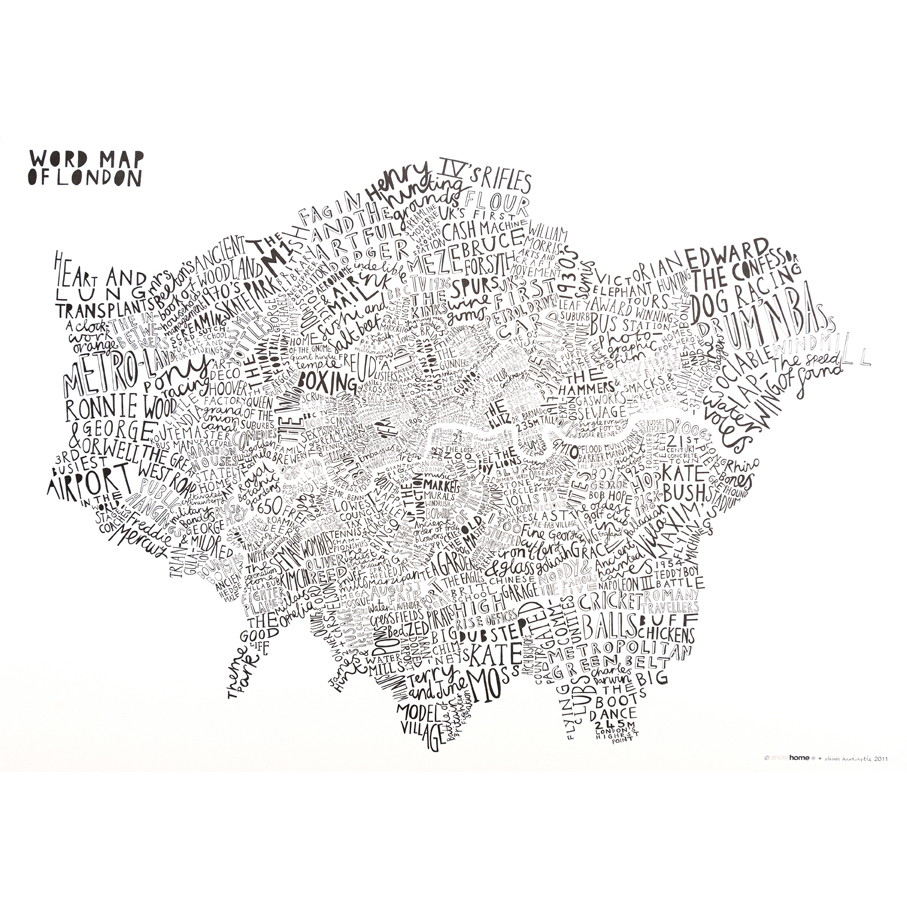Rue du chat qui peche daily design inspiration happy sunday world map of london gumiabroncs Gallery
