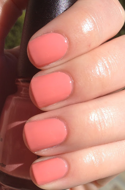China Glaze IV