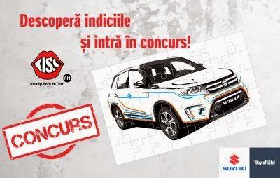 Concurs Suzuki