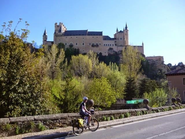 Vista del Alcázar