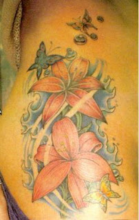 Butterfly Flower Tattoo Meaning