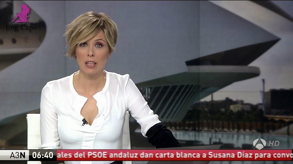 MARIA JOSE SAEZ, LAS NOTICIAS DE LA MAÑANA (21.01.15)