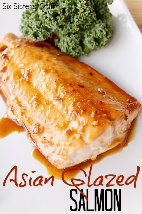 salsa maple glazed salmon food comas cinnamon apricot glazed salmon ...