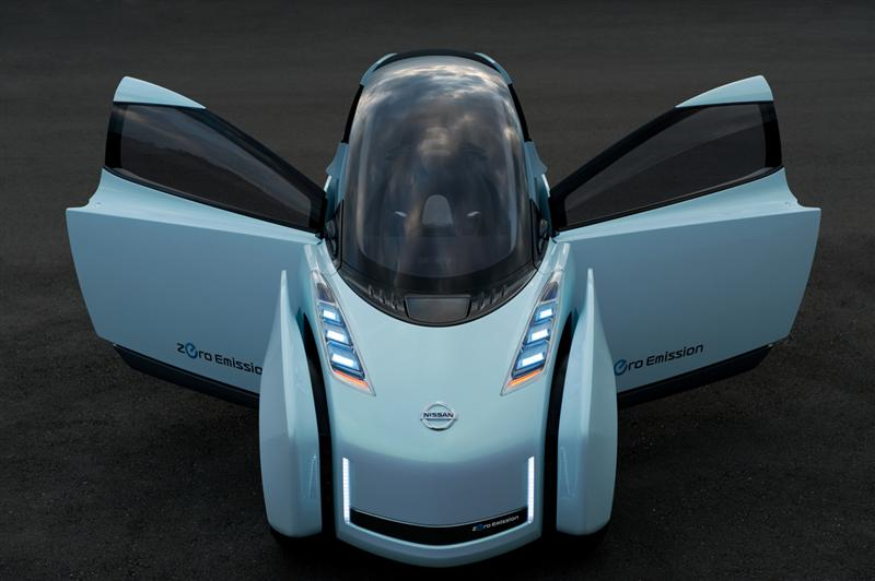 TheTideOfBattle  EV Concepts  Electric Vehicles for Zero Emission